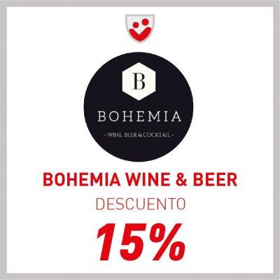 Bohemia Wine & Beer