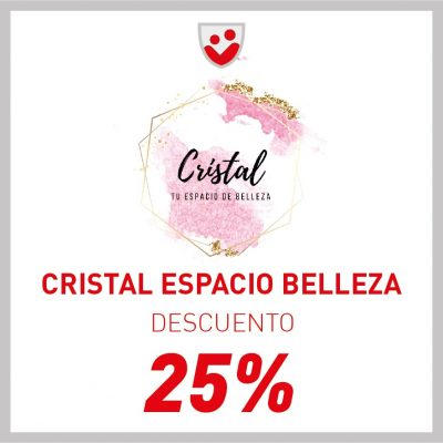 Cristal Espacio Belleza