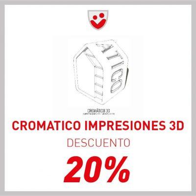 Cromático 3D impresiones 3D