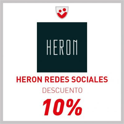 Herón Redes Sociales