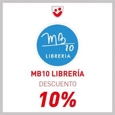 MB10 Librería