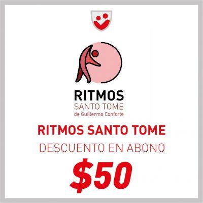 RITMOS SANTO TOMÉ