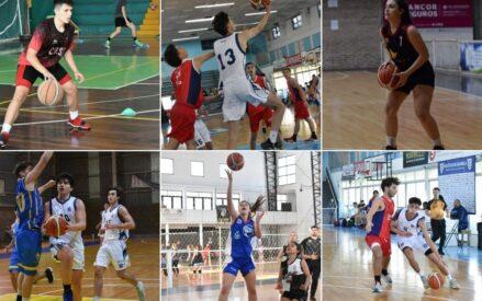CUST semillero de talentos: 6 jugadores y jugadoras convocados para selecciones U17